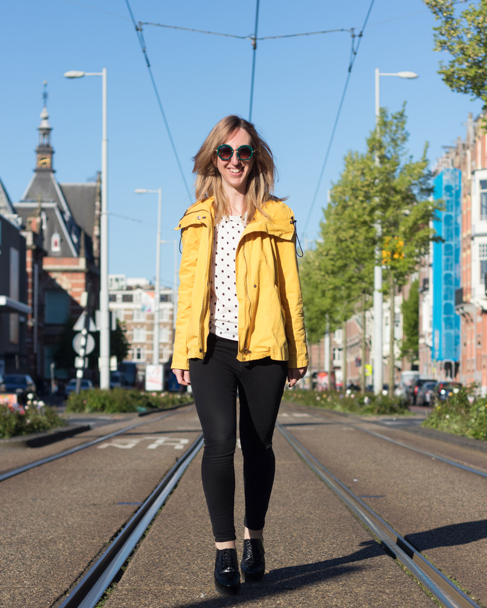 Lifestyle photo from a photo session in Amsterdam, registering your moment, creating memories forever.