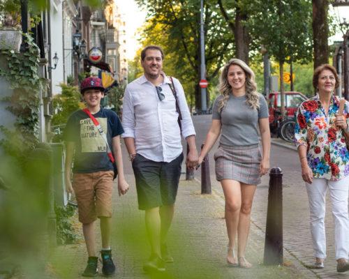 Amsterdam travel memories