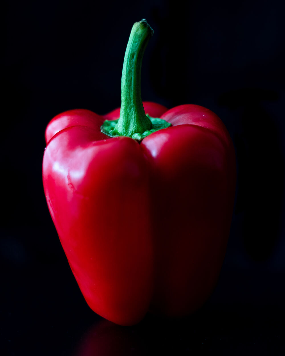 Food Photography Rede Bell Peper